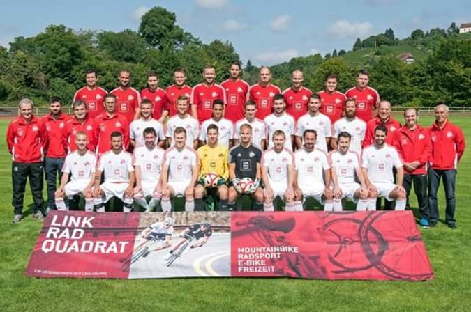 Teamfoto: SV Gengenbach (Herren), 2017/2018