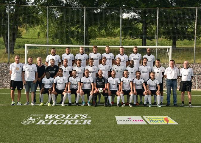 Teamfoto: FV Rammersweier (Herren), 2017/2018