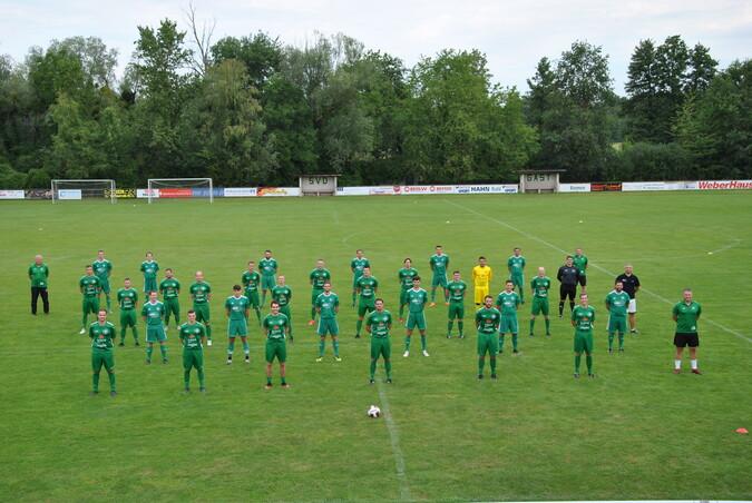 Teamfoto: SV Diersheim