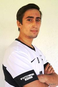 Profilfoto: Maximilian Hoßfeld
