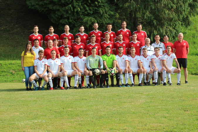 Teamfoto: SV Hausach