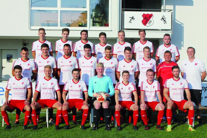 Teamfoto: SC Kappel