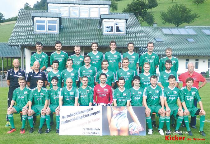 Teamfoto: DJK Welschensteinach