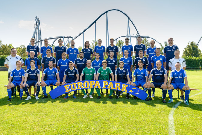 Teamfoto: SV Rust