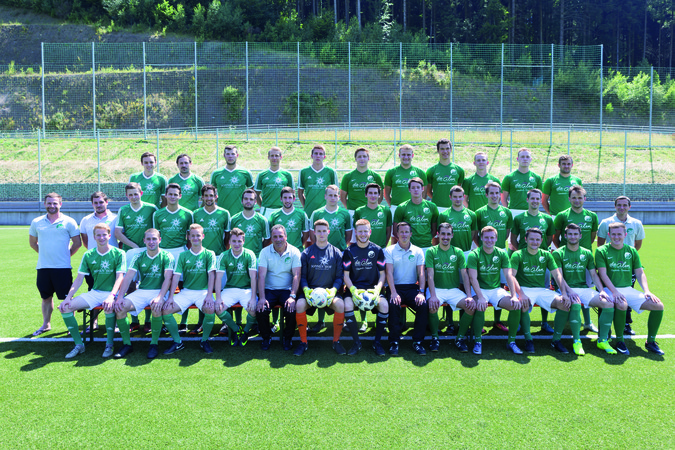 Teamfoto: SV Lautenbach