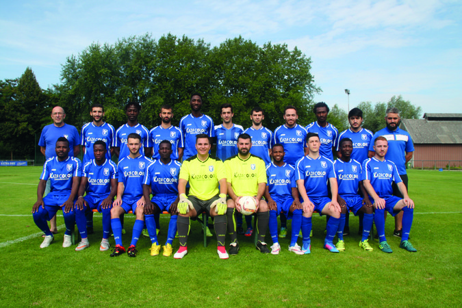 Teamfoto: SV Eckartsweier
