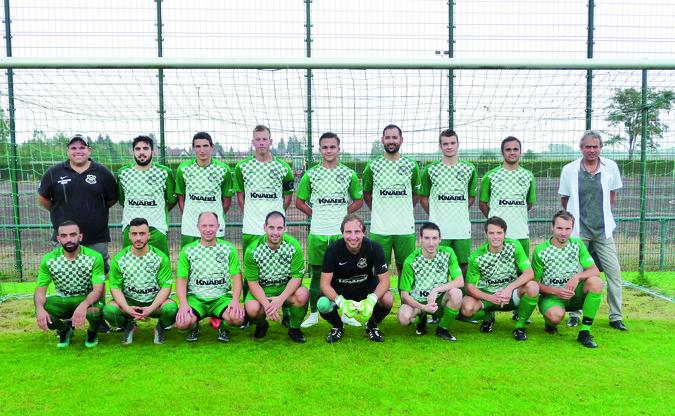 Teamfoto: TuS Legelshurst