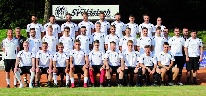 Teamfoto: SV Haslach