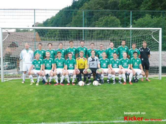 Teamfoto: SG Schweighausen