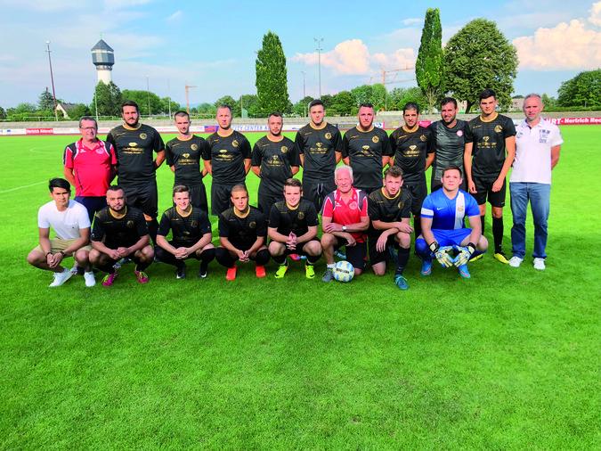 Teamfoto: SpVgg Kehl-Sundheim