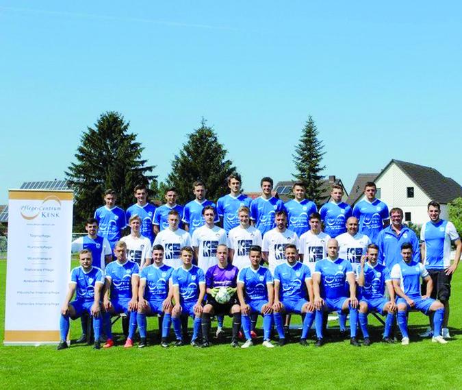 Teamfoto: TuS Mahlberg