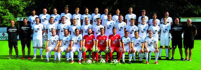 Teamfoto: SV Kippenheim
