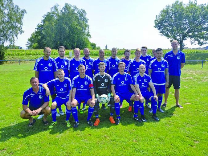 Teamfoto: SV Honau