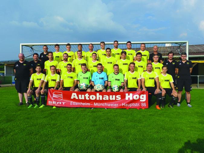Teamfoto: SV Münchweier