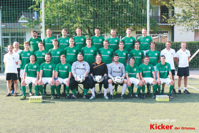 Teamfoto: SV Schapbach