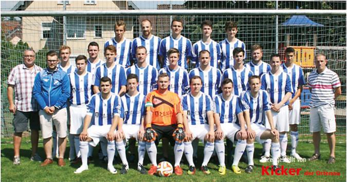 Teamfoto: SV Nußbach