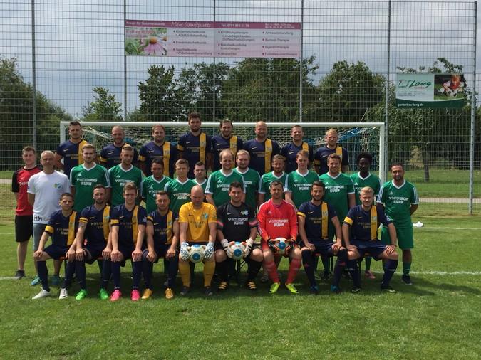 Teamfoto: SG Weier/Bühl