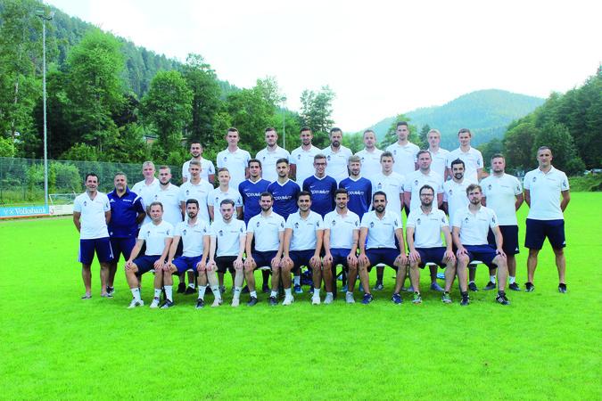 Teamfoto: VfR Hornberg