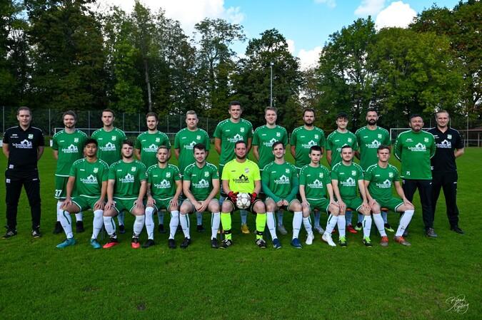 Teamfoto: SV Hesselhurst