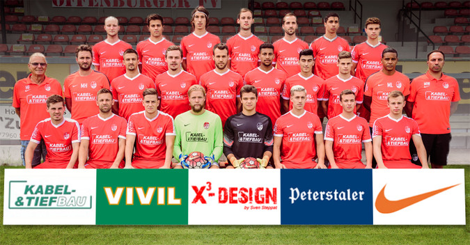Teamfoto: Offenburger FV