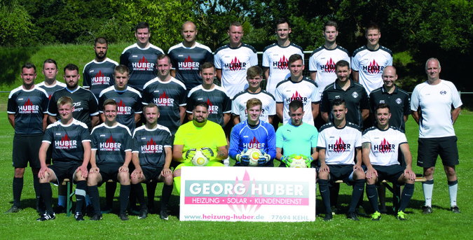 Teamfoto: SV Leutesheim