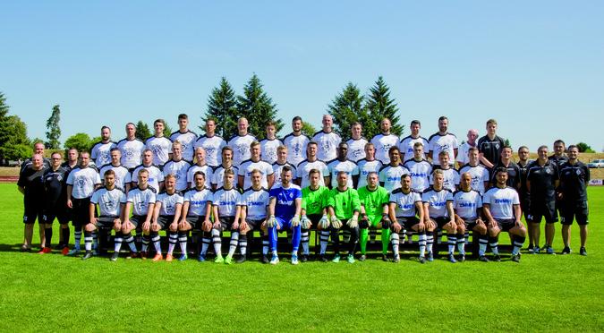 Teamfoto: SV Freistett