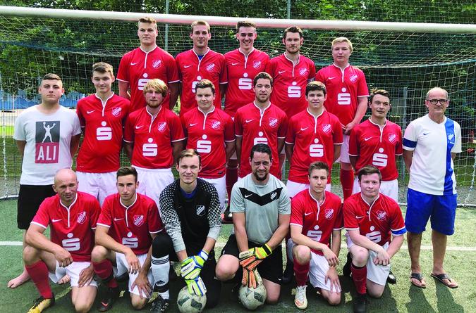 Teamfoto: ASV Nordrach