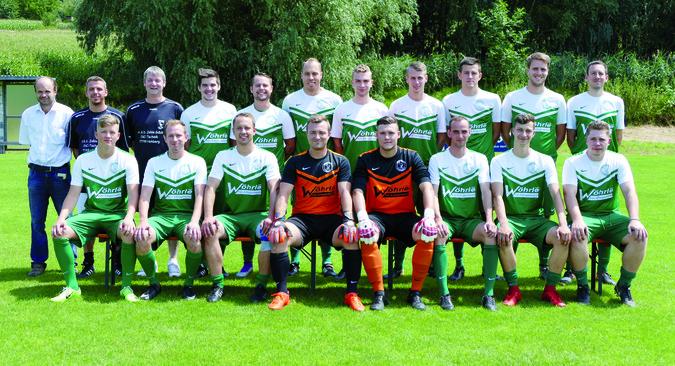 Teamfoto: SV Diersburg