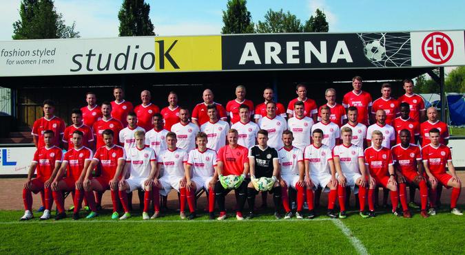 Teamfoto: FV Ettenheim