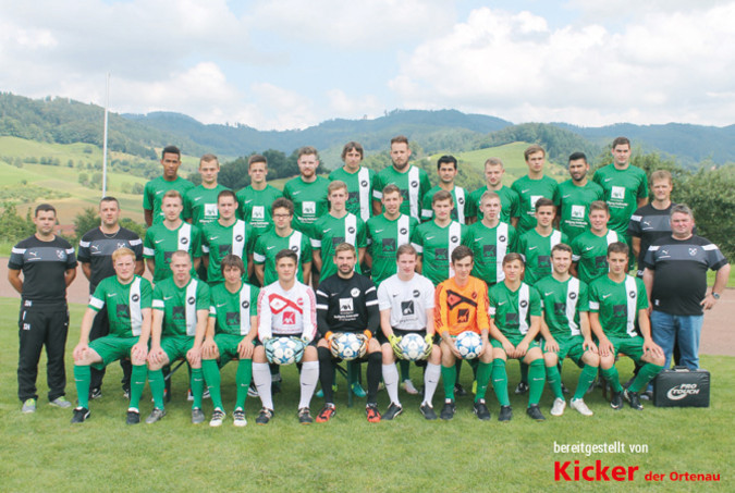 Teamfoto: SV Reichenbach/Gengenbach