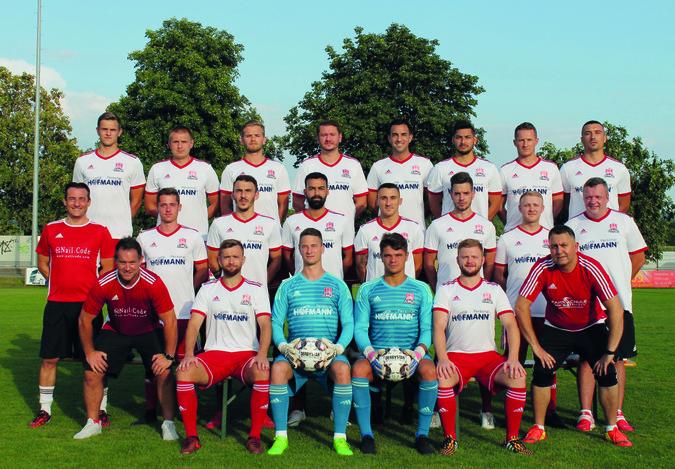 Teamfoto: FV Langenwinkel