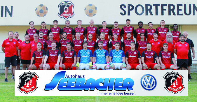 Teamfoto: SF Ichenheim
