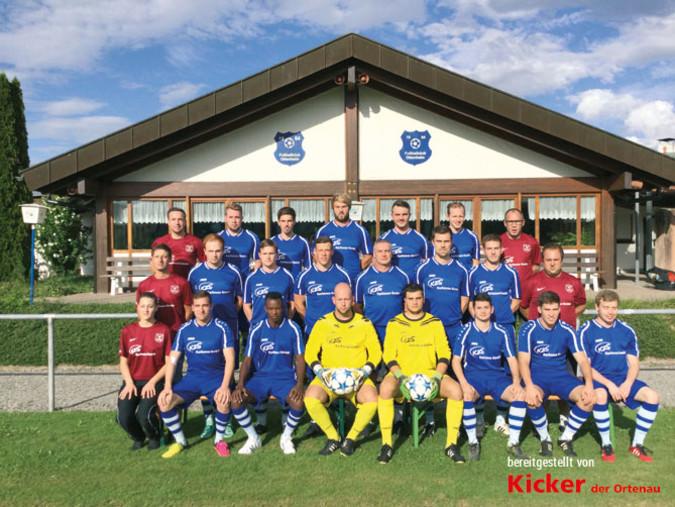 Teamfoto: FC Ottenheim