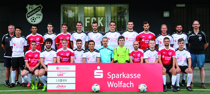 Teamfoto: FC Kirnbach