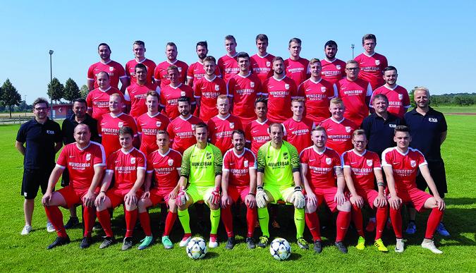 Teamfoto: FV Altenheim