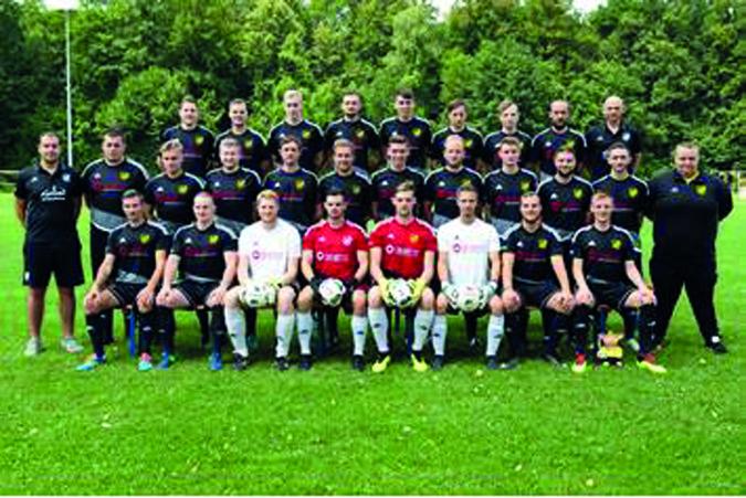 Teamfoto: FV Auenheim