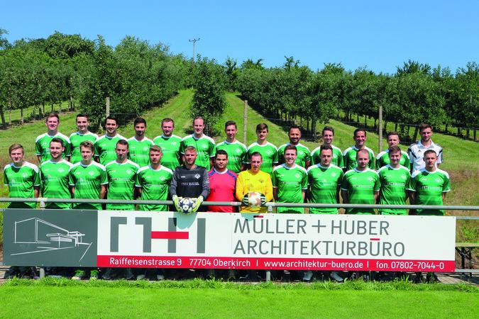 Teamfoto: FV Bottenau