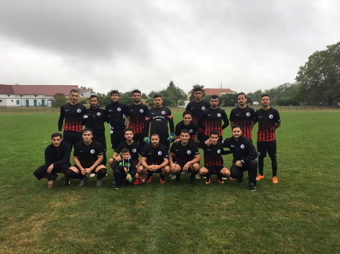 Teamfoto: FV Ata Spor Offenburg