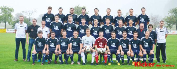 Teamfoto: FC Fischerbach