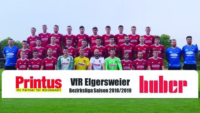 Teamfoto: VfR Elgersweier