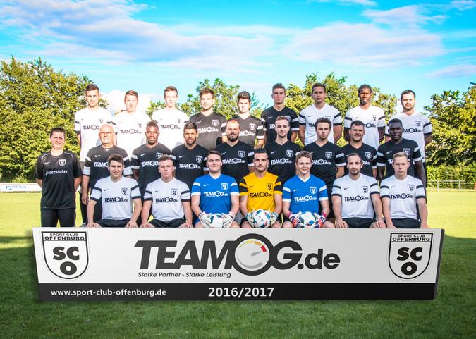 Teamfoto: SC Offenburg