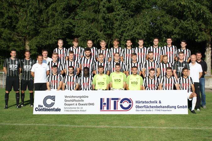 Teamfoto: FSV Altdorf 2