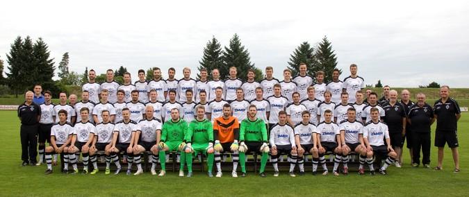 Teamfoto: SV Freistett 2