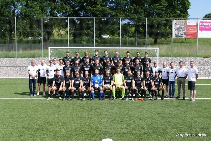 Teamfoto: FV Rammersweier 2