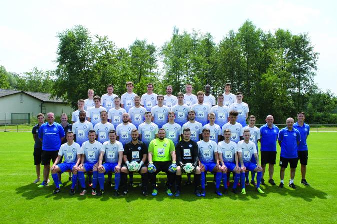 Teamfoto: SV Appenweier