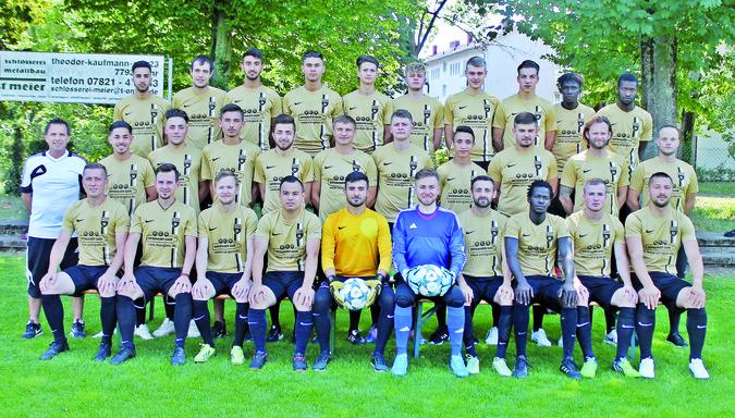Teamfoto: FV Dinglingen