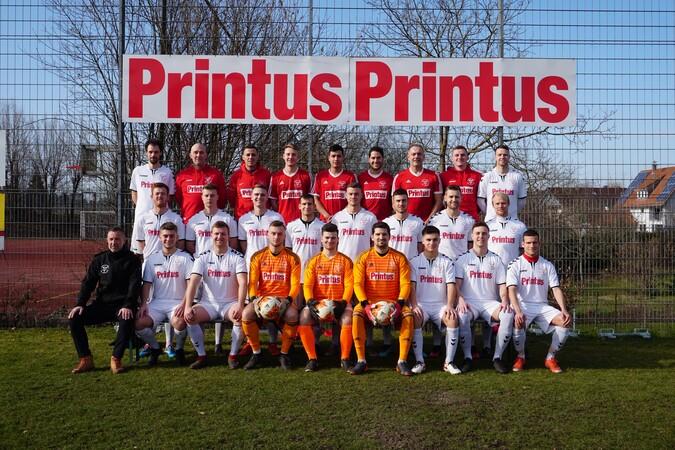 Teamfoto: FV Zell-Weierbach