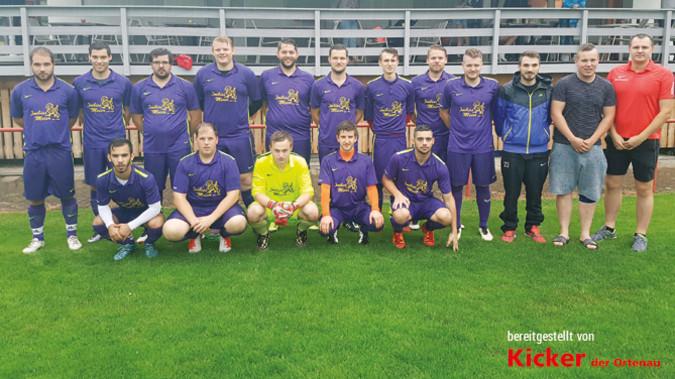 Teamfoto: SV Schmieheim