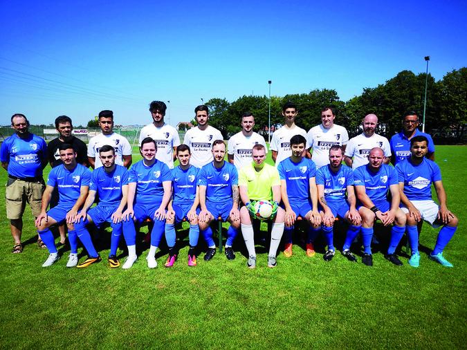 Teamfoto: ETSV Offenburg