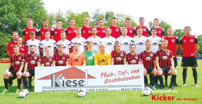 Teamfoto: SC Orschweier